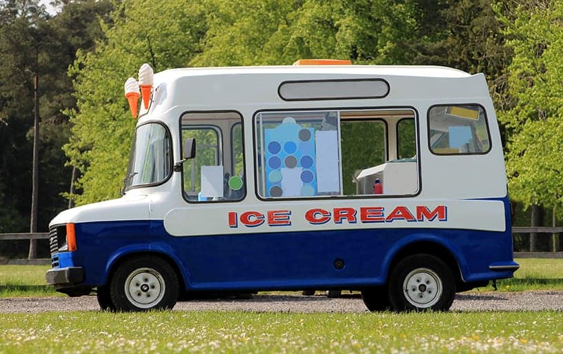 compare ice cream van insurance