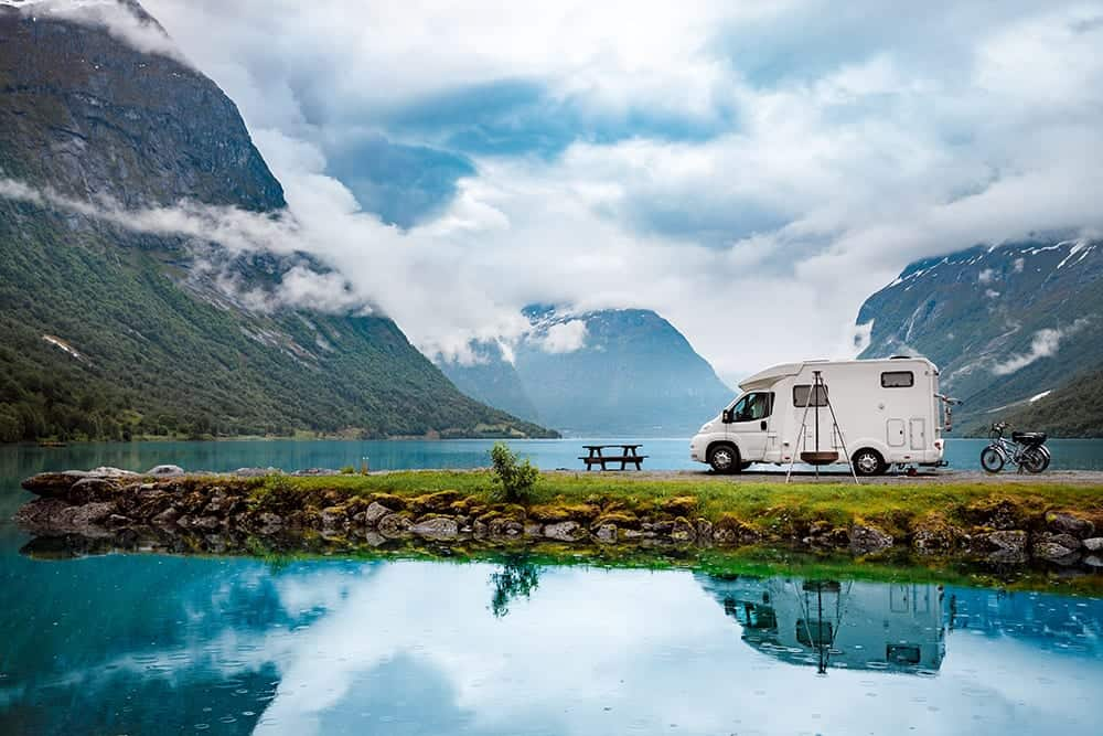 favourite UK touring caravan sites