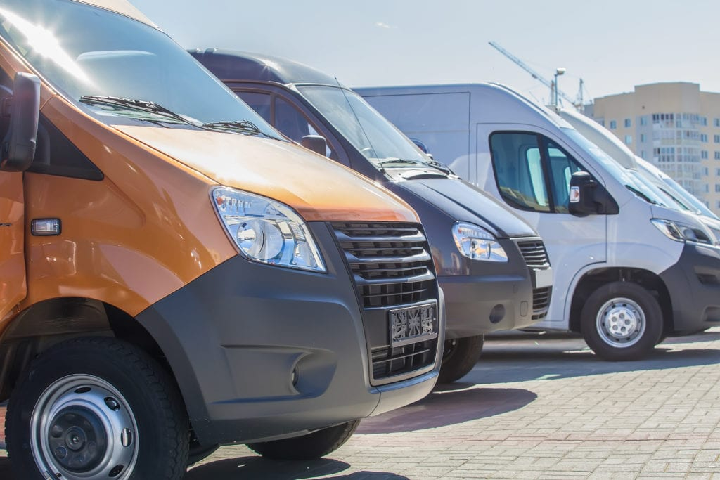 Hourly Van Insurance