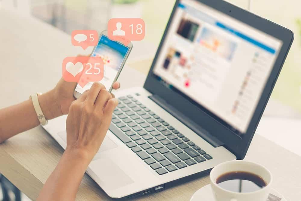 social media scams