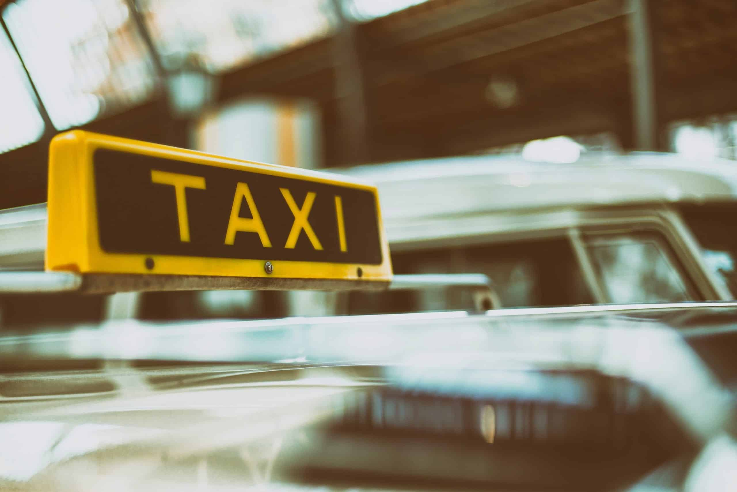 taxi and uber insurance