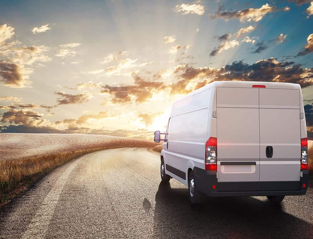 Van Insurance in Northern Ireland