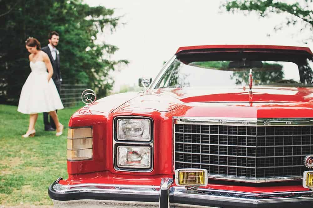 Rules for Wedding Car Hire