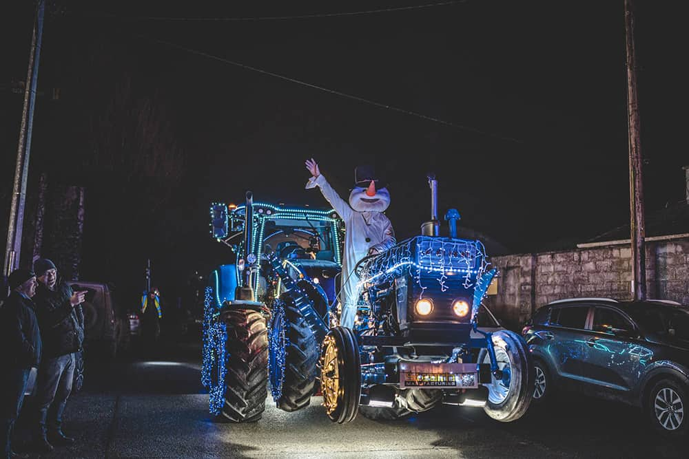 Tractors of Nenagh Photo by Paudie Bourke Photography