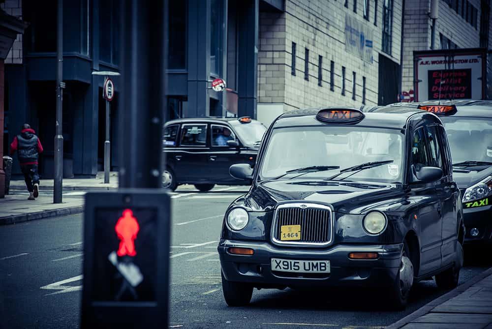 Taxi insurance and coronavirus