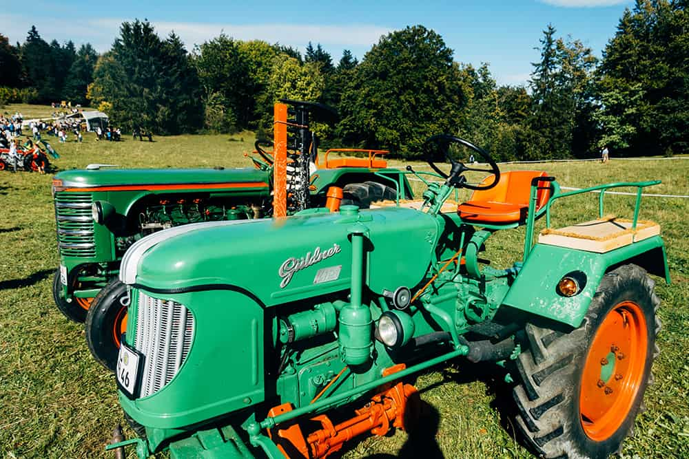 Classic Tractor Insurance