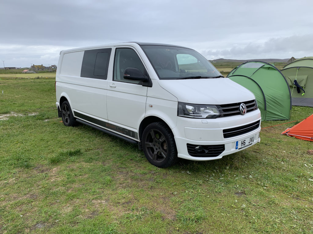 Modified VW Van Insurance