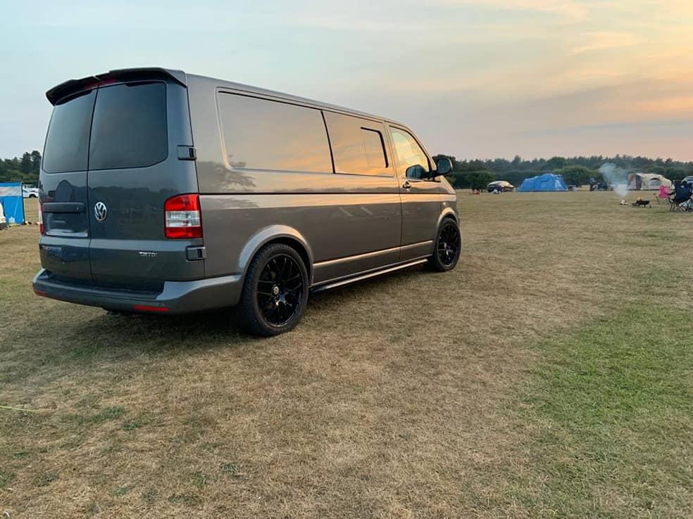 compare modified van insurance