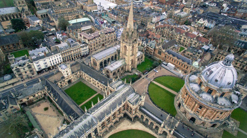 20. Oxford, UK