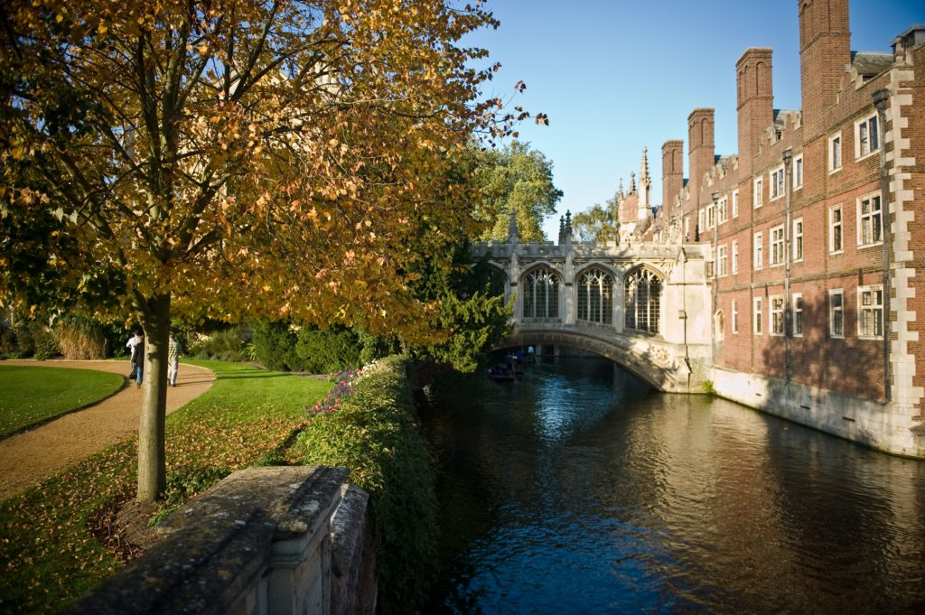 6. Cambridge, UK